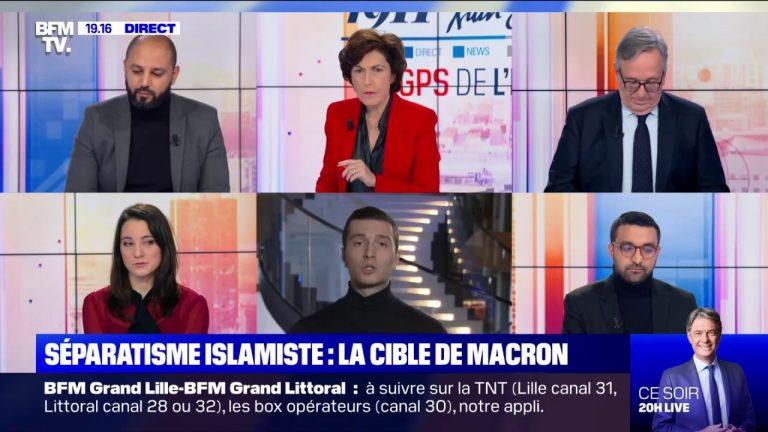 Jordan Bardella : « Le CCIF est le cheval de troie de l'islamisme en France »