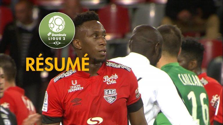 Ligue 2. Le FC Lorient chute à domicile, EA Guingamp s'impose à Nancy