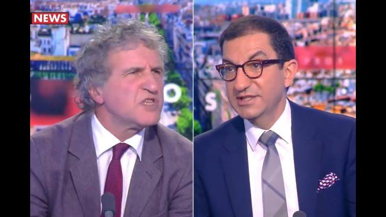 Jean Messiha recadre Gérard Leclerc sur le séparatisme et la traîtrise de la gauche