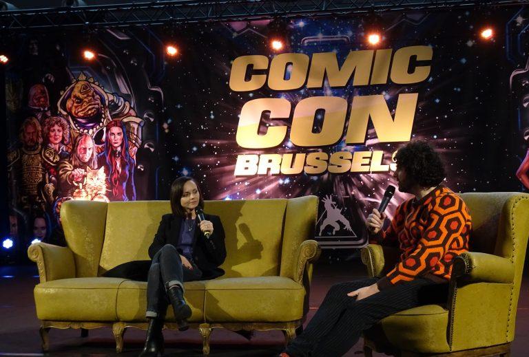Reportage au Comic Con, avec l'Empereur et des cosplayeurs [Marzhus #10]