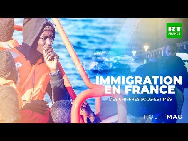 Immigration en France : des chiffres faux ?