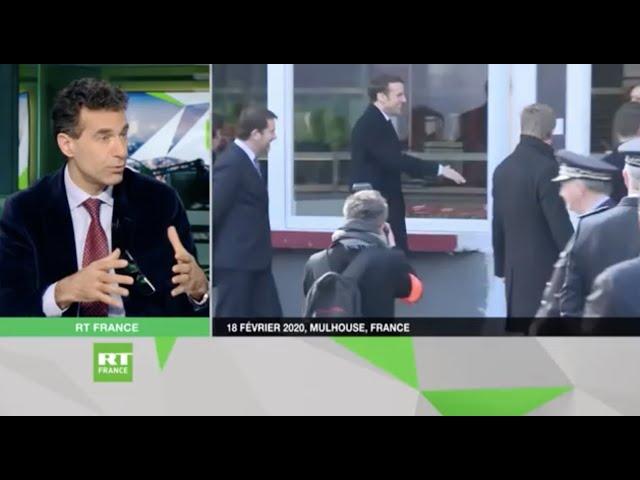 Alexandre Del Valle : « Erdogan incite ouvertement a un séparatisme islamiste »