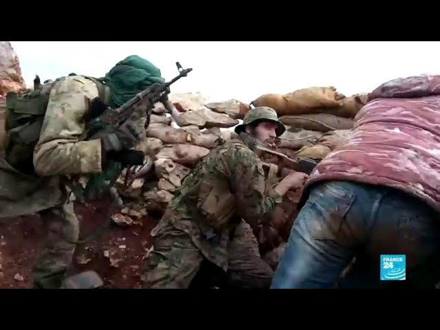 Syrie : des jihadistes français actifs dans la bataille d'Idleb