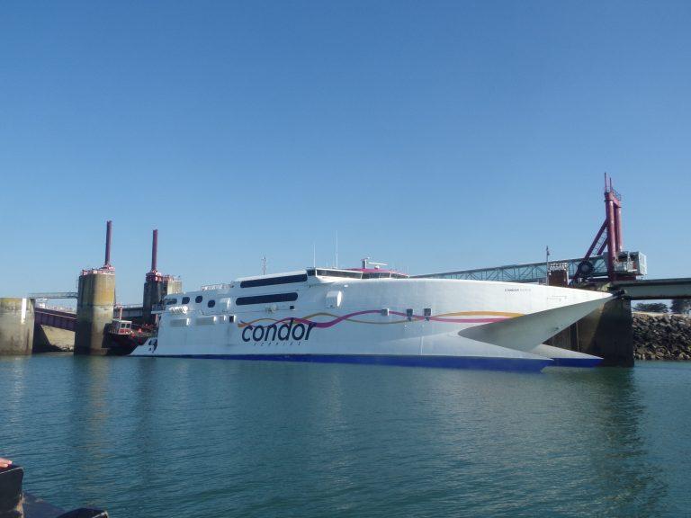 Transport maritime. Brittany Ferries devient copropriétaire de Condor Ferries