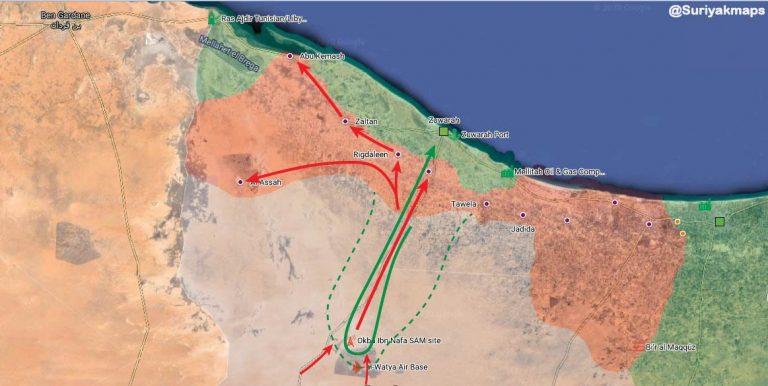 Libye. Pendant la pandémie, la guerre continue