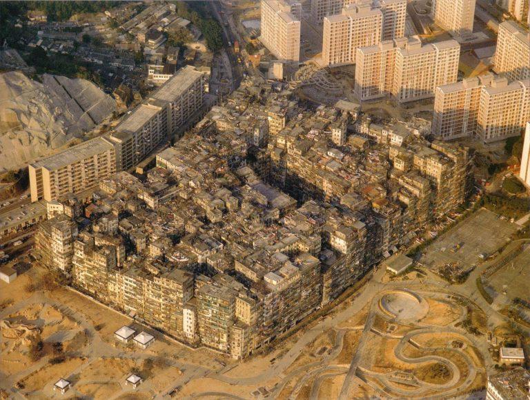 Hong Kong. Focus sur Kowloon Walled City