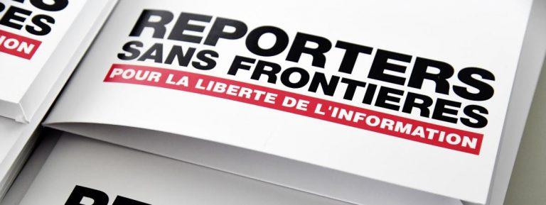 Reporters sans frontière (RSF). La liberté de la presse et d'informer….à deux vitesses