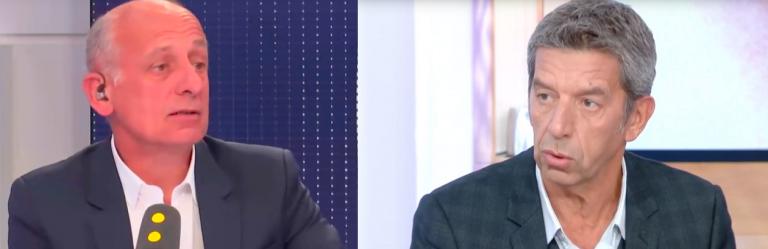 Coronavirus : Michel Cymes et Jean-Michel Aphatie délirent, les médias s'enrhument