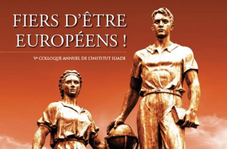 A la découverte de l'Europe. Une brochure pédagogique et historique à destination des 9-12 ans