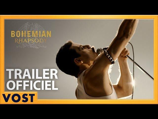<i>Bohemian Rhapsody</i>, <i>Le grand bain</i>, <i>Pierre Lapin</i>, <i>Les frères Sisters</i>, <i>El Marginal</i> : 5 films et séries par jour !