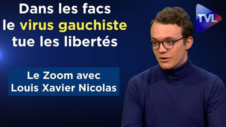 Xavier Nicolas : « Dans les facs, le virus gauchiste tue les libertés »