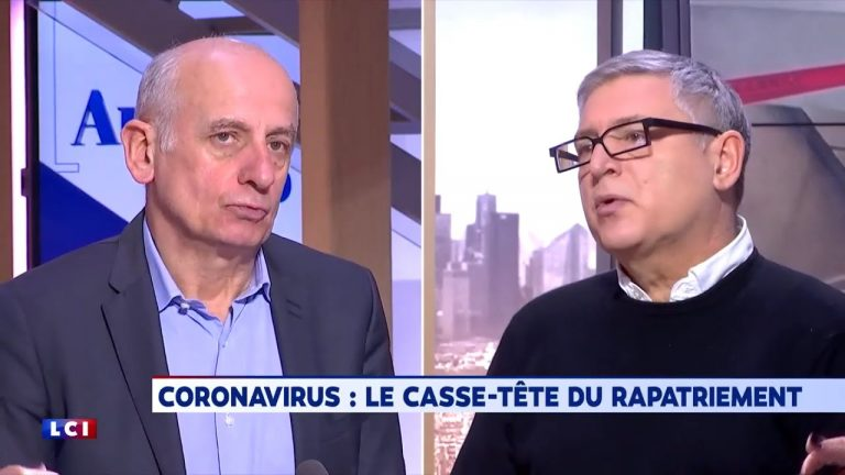 28 janvier 2020 : Quand Michel Onfray réclamait face à Jean-Michel Apathie un contrôle aux frontières