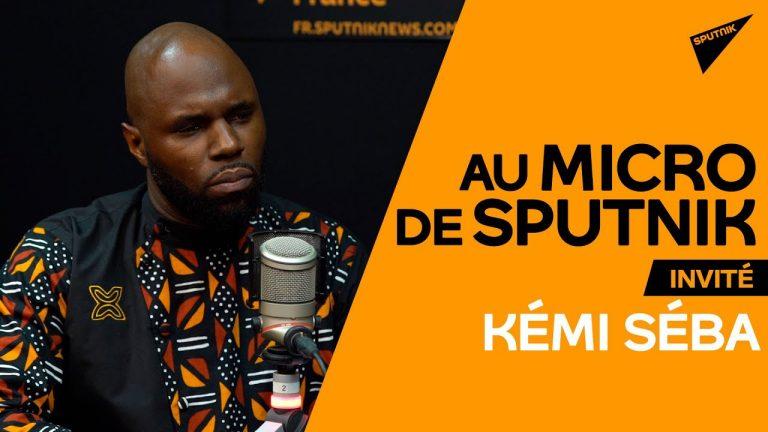 Kémi Séba. « Mes expulsions reflètent toutes les tares de la Françafrique »