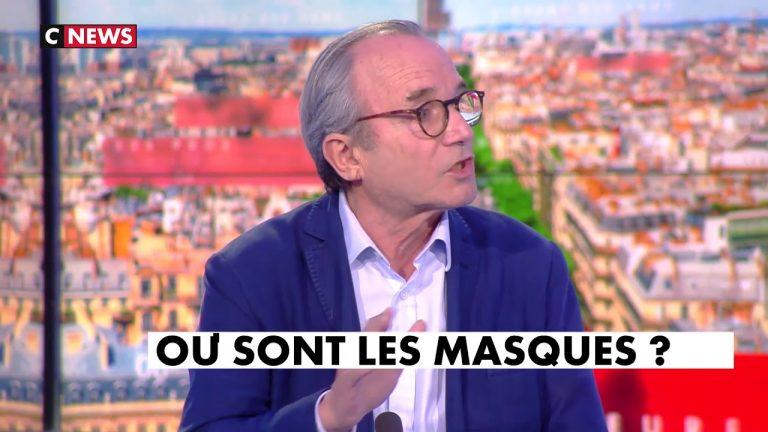 Coronavirus. Ivan Rioufol : « Jérôme Salomon ment et s'empêtre dans son mensonge »