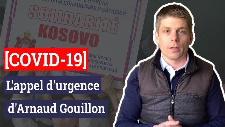 Coronavirus. L'appel d'urgence d'Arnaud Gouillon, Président de Solidarité Kosovo, confiné en Serbie