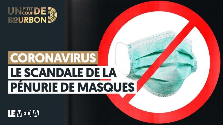 Coronavirus. Le scandale de la pénurie de masques