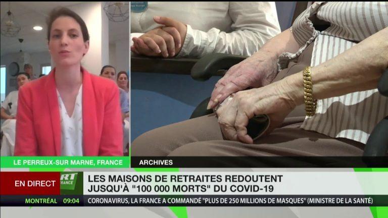 Crainte des EHPAD : « Si le virus rentre, ça va être une hécatombe », assure Marine Biseau