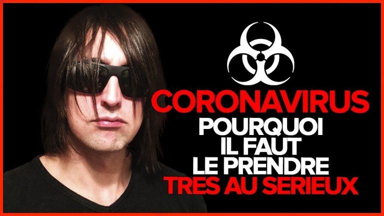 Coronavirus. Pourquoi il faut le prendre très au sérieux ?