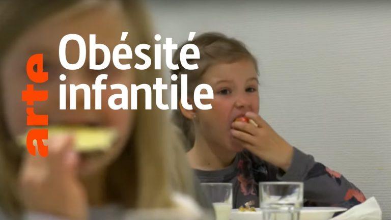 Reportage Santé. La lutte contre l'obésité infantile