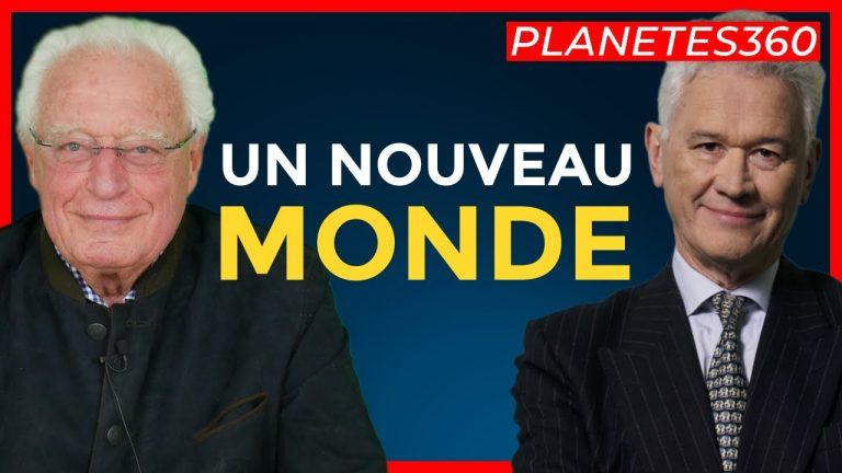 Charles Gave face à Hervé Juvin : Une nouvelle page se tourne
