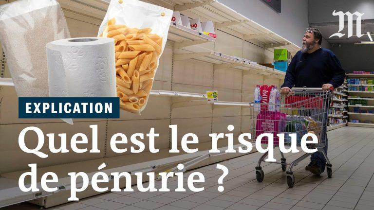 Coronavirus : bientôt la pénurie dans les supermarchés ? Pas vraiment…