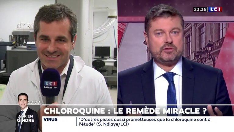 Coronavirus : Le Pr Eric Chabrière, IHU de Marseille, défend l'usage de la Chloroquine