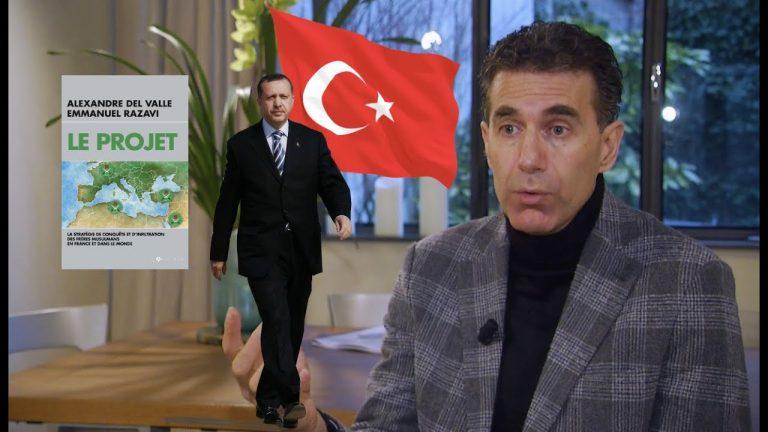La stratégie d'Erdogan pour faire de la Turquie un nouvel empire ottoman
