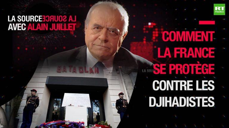 Comment la France se protège contre les djihadistes ? Par Alain Juillet