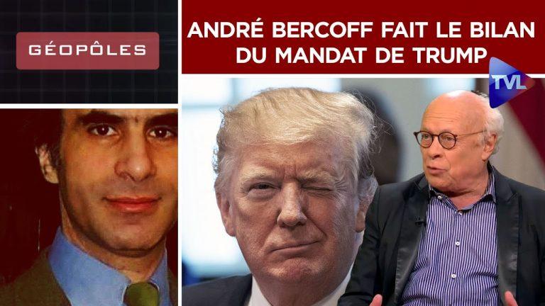 André Bercoff fait le bilan du mandat de Trump
