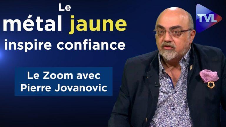 Pierre Jovanovic : « Le métal jaune inspire confiance »