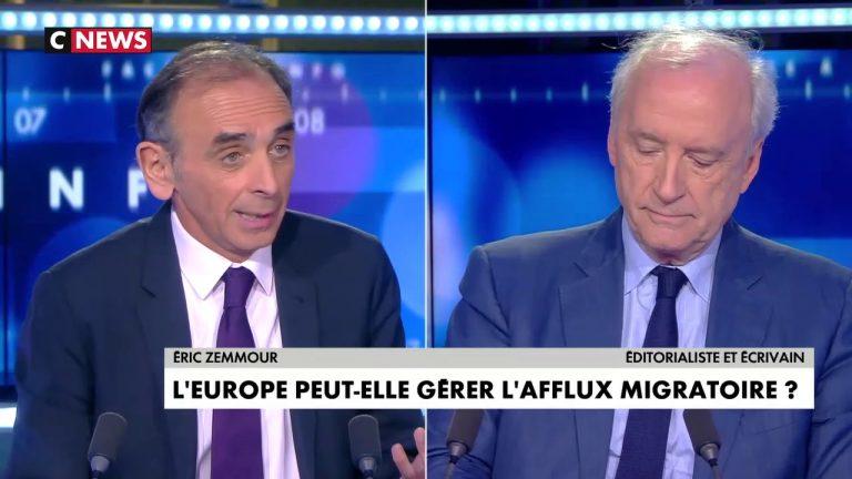 Eric Zemmour face à Hubert Védrine : « Erdogan est venu en Europe dire aux Turcs : Envahissez et colonisez l'Europe chrétienne »