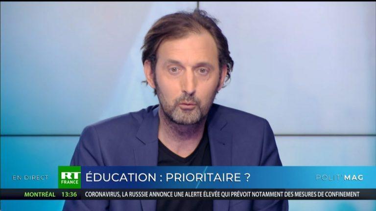 Education nationale : « La nation a pris en horreur de s'enseigner »