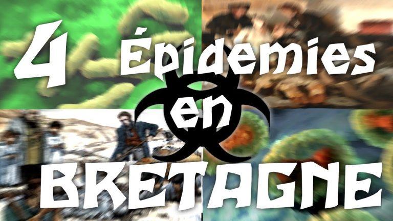 Quatre épidémies qui ont touché la Bretagne dans l'Histoire