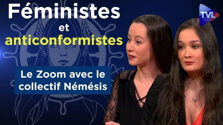 Zoom sur le Collectif Némésis : Féministes et anticonformistes