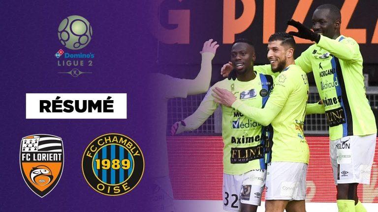 Ligue 2. Défaites du FC Lorient et d'EA Guingamp