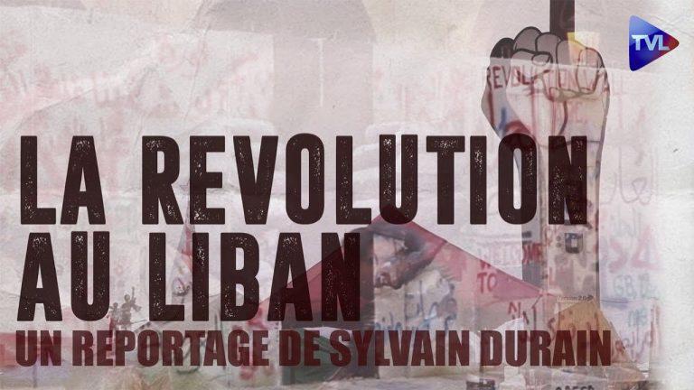 Liban, la révolution [Reportage]