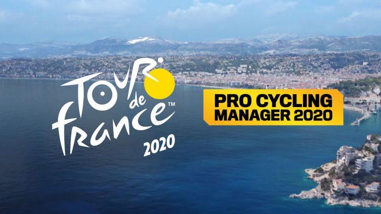 Jeux vidéos. <i>Tour de France 2020</i> et <i>Pro Cycling Manager 2020</i> annoncés