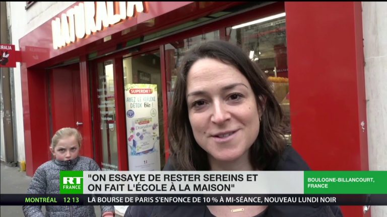 Coronavirus : par crainte d'un confinement total, les Français se sont rués vers les magasins