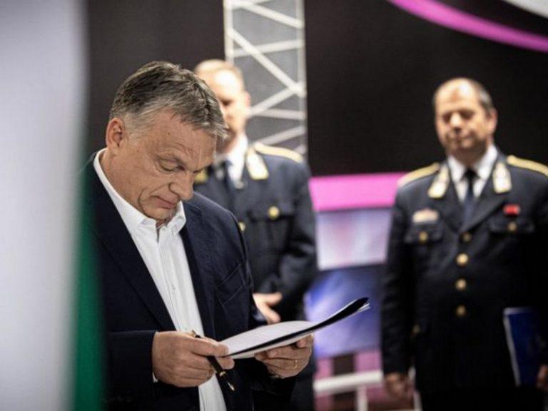 Viktor Orbán : « Quatre lignes de défense » contre le virus