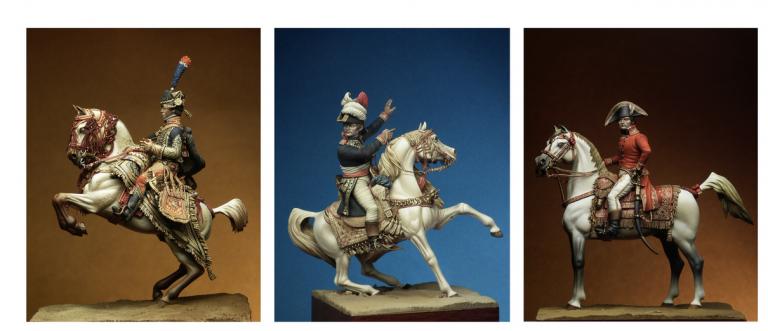 Exposition. L'épopée napolénienne en figurines au Musée de l'Armée à Paris