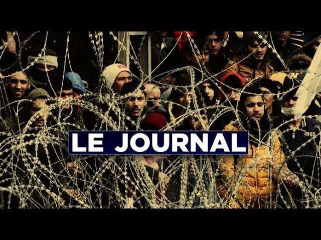 Crise migratoire : les médias mainstream en appui