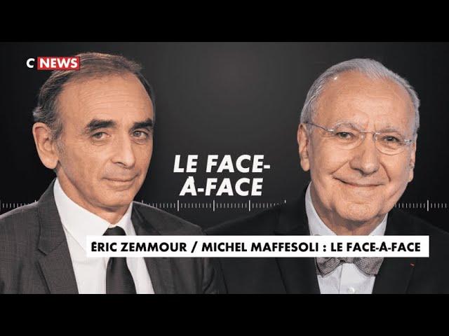 Éric Zemmour face à Michel Maffesoli : « L'explosion démographique de l'Afrique est une crise énorme »
