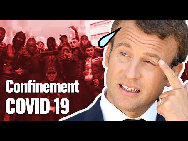 Confinement Coronavirus France : Pillages, bagarres et agressions