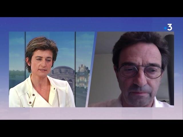 Coronavirus. L'importance du confinement par Yves Le Tulzo, chef du service de réanimation médicale au CHU à Rennes
