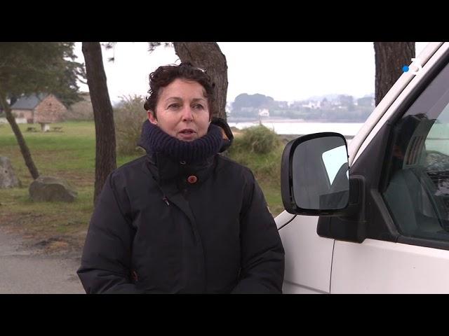 Paimpol : privée de débouchés, l'ostréicultrice livre ses clients à domicile