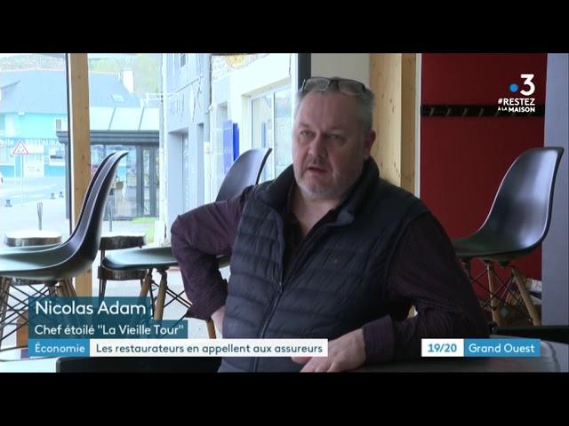 Coronavirus. Les restaurateurs bretons demandent «l'état de catastrophe naturelle sanitaire»