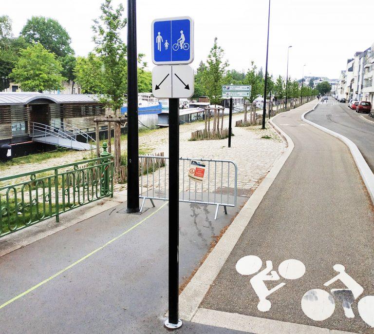 Coronavirus: non, le préfet de Loire-Atlantique n'a pas interdit les berges de l'Erdre