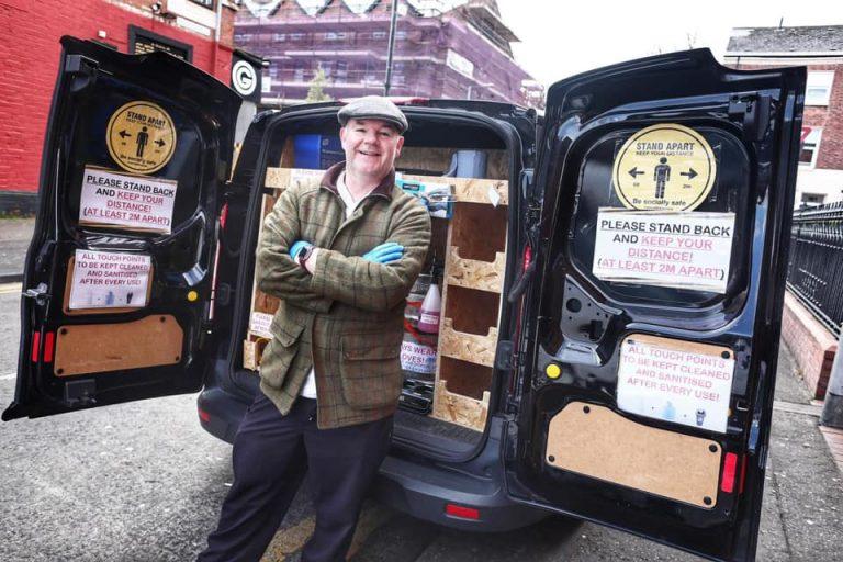 Confinement. A Belfast (Irlande du Nord), des pubs proposent de vous livrer votre pinte de Guinness à domicile !