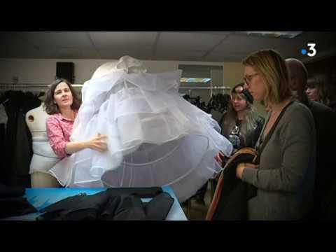 Coronavirus. Les couturières de l'Opéra de Rennes fabriquent des masques