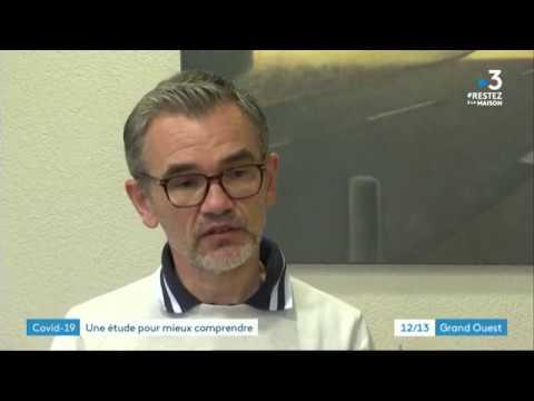 Coronavirus. Une grande enquête pour comprendre l'épidémie dans le Morbihan